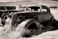 Bodie 1937 Chevy