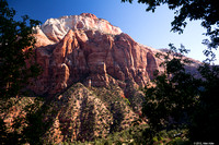 Zion-Round Mountain