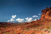 Lower Valley Of Fire