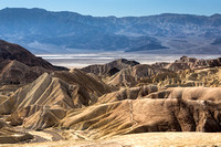 Zabriskie Point Afternoon