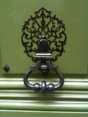 French Knocker Green