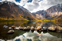 Fishermen At Convict Lake